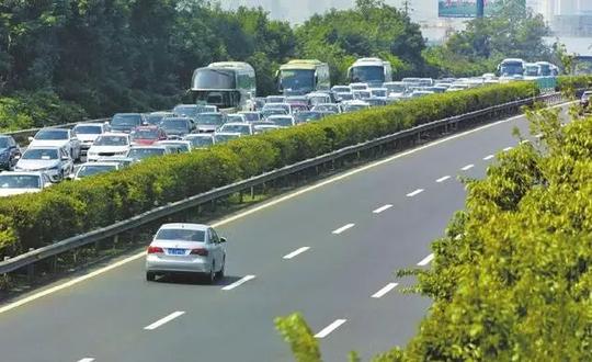 成南高速四改八扩容开启环评 入城段将建设复线