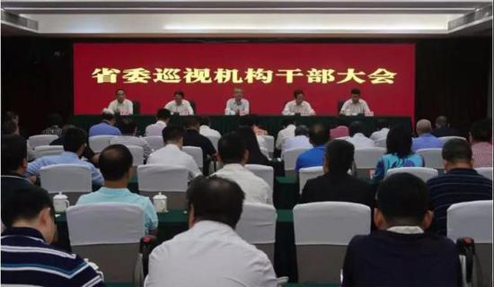 张乾华履新四川省纪委副书记 顾勇接任省委巡视办主任