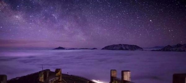 14日晚双子座流星雨洒满天际!雅安的最佳观测点在这里