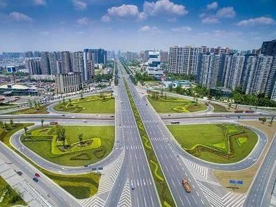 六车道标准 天府新区至邛崃将建高速