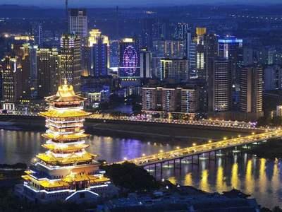 成南达高铁2022年投运 成自宜高铁2023年建成