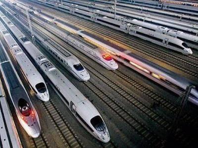 四川未来5年高铁建设施工单来了 看看经过你家乡没