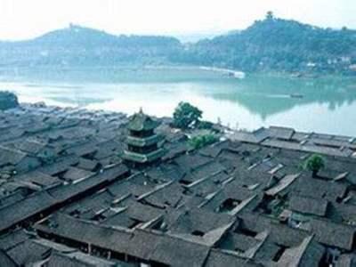 四川为阆中古城保护立法 每年七月三十日为阆中古城保护日