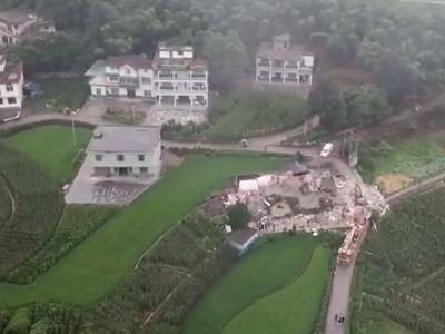 生态环境部:未发现长宁地震造成次生突发环境事件
