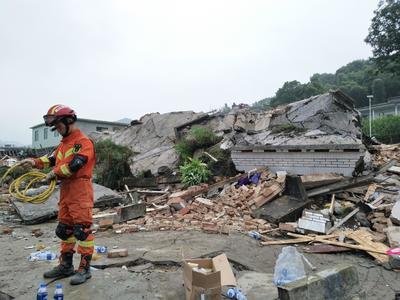 四川长宁6.0级地震已造成11人死亡123人受伤 救援工作有序开展