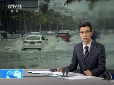 视频丨乐山:强降雨致河水上涨 多处交通中断