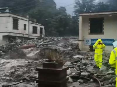 四川汶川新增3名失联人员 灾害已致8人遇难26人失联