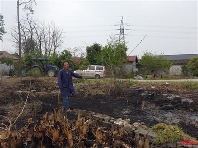 8户村民地里家里多次突然起火 多部门介入调查暂未找到真凶