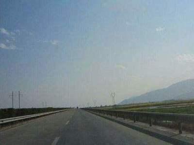 注意!京昆高速泸黄段因施工实施交通管制