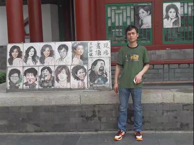 """广州男子""""穷游""""至四川绵阳后失联 监控最后一次拍到为22天前"""