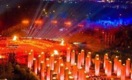 往届央视春晚现场(资料图片)