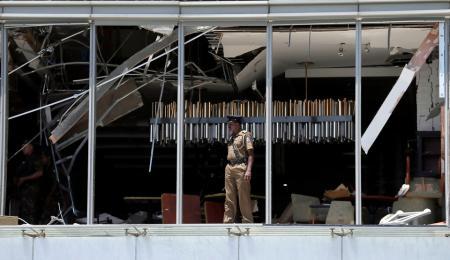 斯里兰卡发生8起爆炸 成都直飞航班暂未停飞