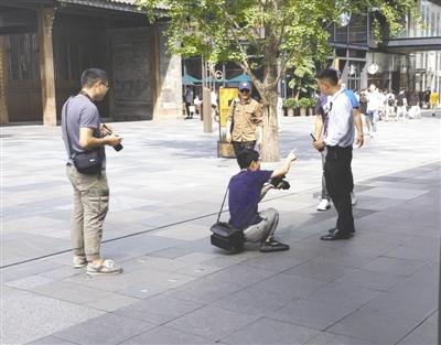 成都太古里对7类拍摄说不:如需拍摄 需提出申请