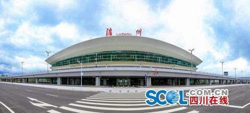 """创造""""泸州奇迹"""" 仅用1年3个月 云龙机场建成通航"""