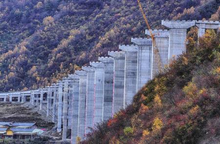 最美景观高速 九绵高速路雏形已现