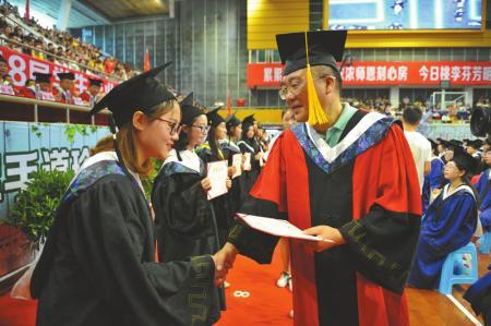 混文凭没门了!川北医学院今年83人未能按期毕业
