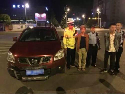 车主停车忘拔钥匙 广元一少年顺手盗走和朋友兜风