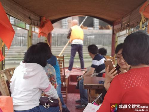 锦江下游黄龙溪出水断面水质改善 老船夫:敢用这个水洗脸