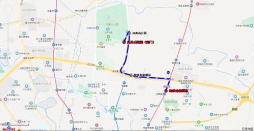 3月29日至4月5日成都开行凤凰陵园扫墓专线(附更多陵园出行线