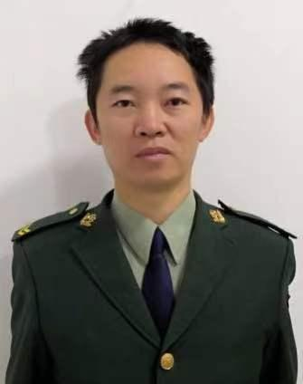 陈云兵生前的照片