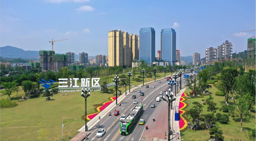 《宜宾三江新区发展总体规划》印发 四川首个省级新区这样建