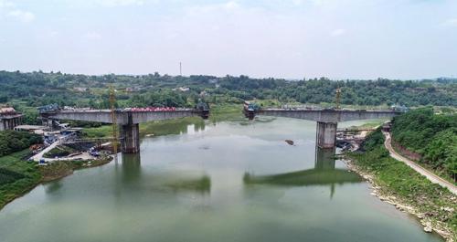 泸州人关注的几座大桥最新进展来了 还有一大波现场图
