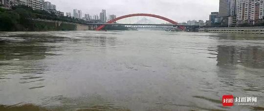 6年来最大洪峰即将过境 宜宾启动防汛三级应急响应