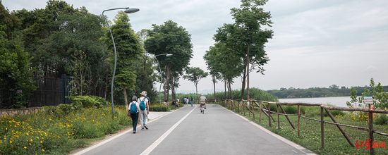 江家艺苑二期、青龙湖公园二期国庆开放!