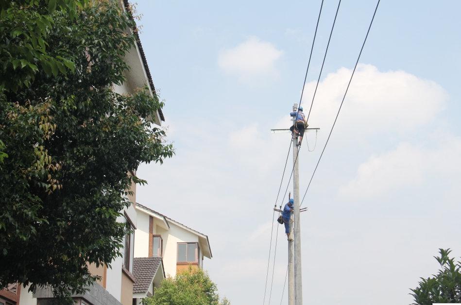 熱熱熱!四川電網用電負荷創新高