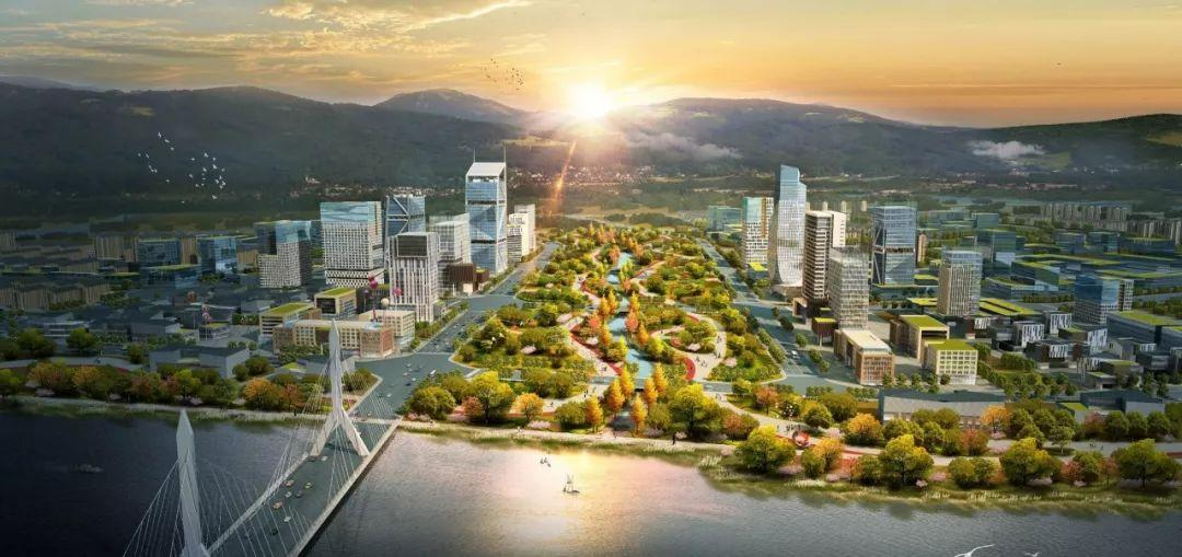 """""""五个未来之城""""怎么建?东部新城打算这样干"""