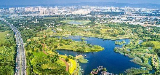 天府锦城生态公园