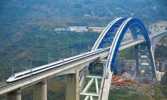 川渝贵跨省环线高铁10号将开行 首发司机是谁?
