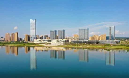 川东北金融中心。