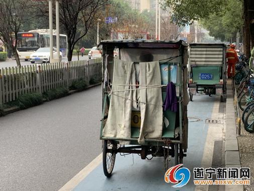 遂宁市城区人力客运三轮车现状如何?记者调查发现……