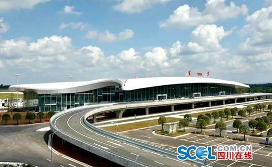 宜宾五粮液机场12月5日正式通航