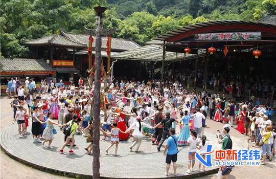 全国游客接待规模前三省份出炉 全年旅游经济或U型复苏