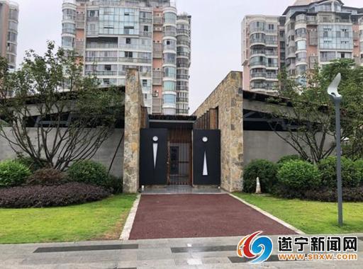 """遂宁市城区对外开放54处共享厕所 让""""方便""""更方便"""