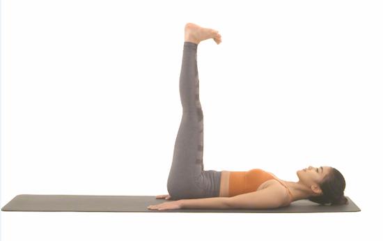 每日一练腰椎重回健康