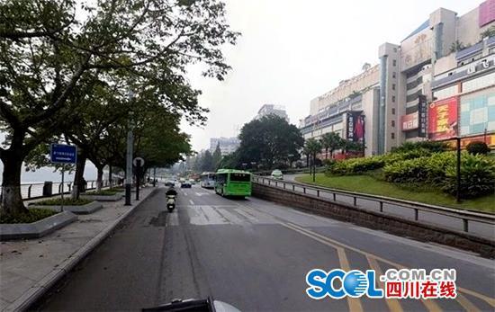8月20日起自贡老城区部分道路半封闭施工 预期4天