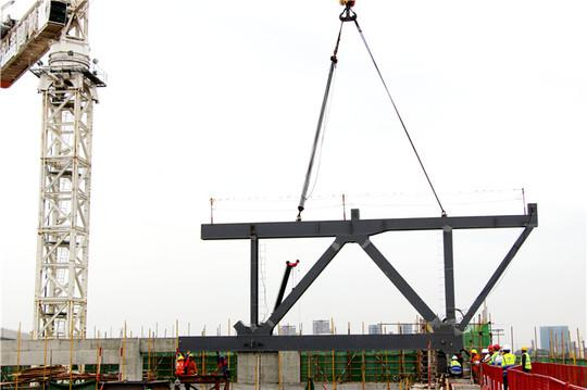 钢结构吊装作业