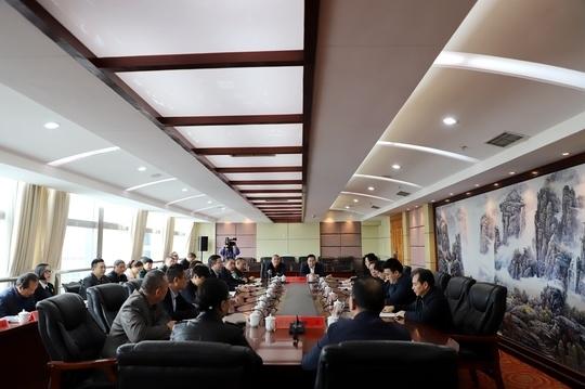 遂宁市安居区召开县级领导见面会 田斌任安居区委常委