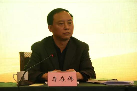 会议由南充市政府副市长、市政府妇儿工委主任李在伟主持