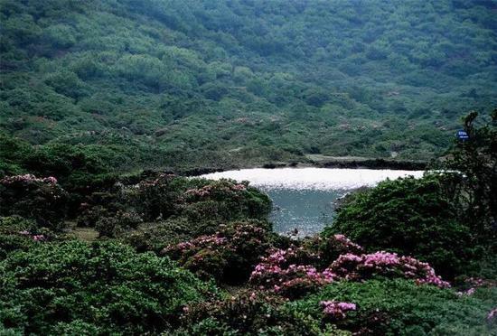 四川盐边格萨拉地质公园