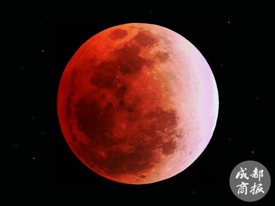 月全食齐齐上演 月全食景观今晚震撼登场! - 点击图片进入下一页
