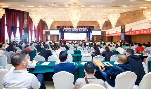 第七届糖尿病共同照护论坛(成都站)暨中西医结合国家及省级继教项目培训班现场