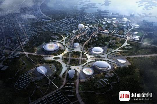 天府奥体城项目