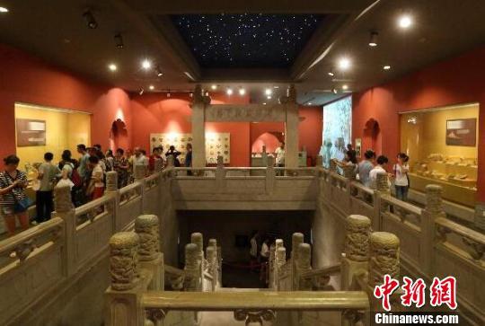 南京的博物馆多以古建筑和近现代建筑旧址为馆址,极富特色。 泱波 摄