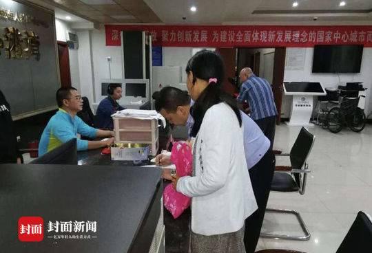 由于联系不到小林的家人,民警将小林送往救助站。