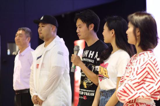 网络迷你剧《便利店的故事》看片发布会今日举行