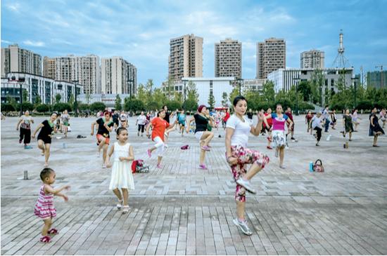 新中国成立70周年百姓新生活